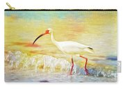 Walking The Waves Of Sanibel Carry-all Pouch