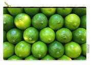Wall Of Limes Carry-all Pouch