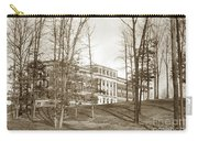 Walter Reed General Hospital Dec. 2, 1924 Carry-all Pouch