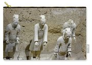 Warriors Of Pit 2, Xian, China Carry-all Pouch