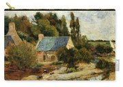 Washerwomen At Pont Aven 1886 Carry-all Pouch