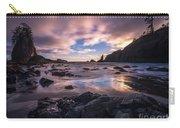 Washington Coast Skies Blue Clarity Carry-all Pouch