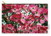 Washington State Magnolia Carry-all Pouch by Mae Wertz