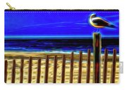 Watchin' The Tide Roll, Away Carry-all Pouch by Paul Wear