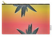 Water Lily Duo Carry-all Pouch
