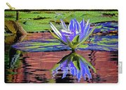 Water Lily10 Carry-all Pouch