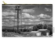 Water Tower In Hillsborough New Brunswick Carry-all Pouch