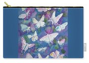 Watercolor - Butterfly Design Carry-all Pouch