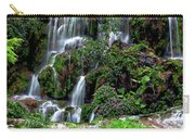 Waterfalls At Seven Star Park Carry-all Pouch