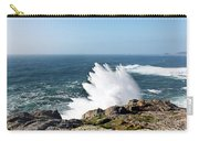 Wave Like Quartz Carry-all Pouch