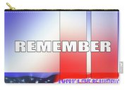 We Remember 9/11 Carry-all Pouch