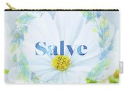 Welcome - Salve Carry-all Pouch