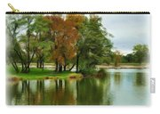 West Lake Park Iowa Carry-all Pouch