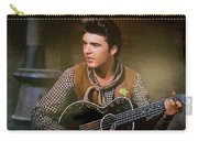 Western Ricky Nelson Carry-all Pouch