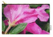 Wet Blooms Carry-all Pouch