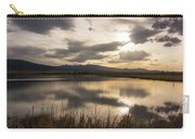 Wetlands At Dusk Carry-all Pouch