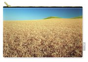 Wheat And Mounds Carry-all Pouch