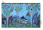 Whimsy Viilage Carry-all Pouch