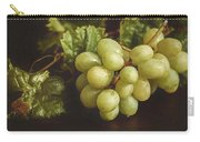 White Grapes Carry-all Pouch