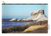 The White Rocks Of Piedras Blancas Carry-all Pouch