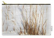 Whitehorse Winter Landscape Carry-all Pouch