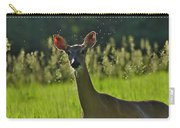 Whitetail Doe Carry-all Pouch