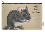Wild Deer Mouse Carry-all Pouch