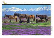 Wild Horse Heaven Carry-all Pouch