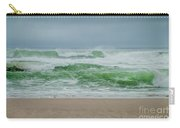 Wild Waves Carry-all Pouch by Judy Hall-Folde