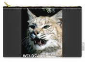 Wildcats Mascot 2 Carry-all Pouch