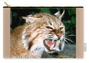 Wildcats Mascot 4 Carry-all Pouch