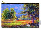 Wildflower Fields Carry-all Pouch