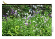 Wildflowers On Green's Hills Carry-all Pouch