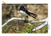 Willy Wagtail #1 Carry-all Pouch