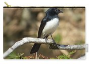 Willy Wagtail #2 Carry-all Pouch
