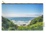Wind And Waves Carry-all Pouch
