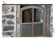 Window Below Carry-all Pouch by Ann E Robson