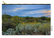 Winter In The Valley  H1933 Carry-all Pouch by Mark Myhaver
