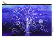 Winter Tree One Carry-all Pouch