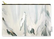 Winter Trees And Sky Carry-all Pouch