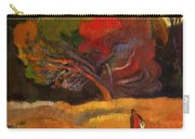 Women At The Riverside 1892 Carry-all Pouch