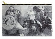 Would You Die For Him Carry-all Pouch by Anthony Falbo