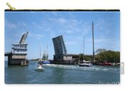 Wrightsville Beach Bridge In North Carolina Carry-all Pouch
