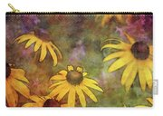 Yellow Among Purple 4234 Idp_2 Carry-all Pouch