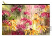 Yellow Ballerinas Carry-all Pouch