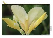 Yellow Canna Lily Carry-all Pouch