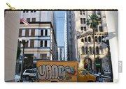 Yellow Graffiti Truck Downtown La Carry-all Pouch