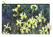 Yellow Irises - Digital Remastered Edition Carry-all Pouch