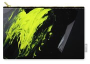 Yellow, No.2 Carry-all Pouch by Eric Christopher Jackson