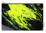 Yellow, No.8 Carry-all Pouch by Eric Christopher Jackson
